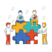We build your individual sales team, that have a strong track-record in your industry.